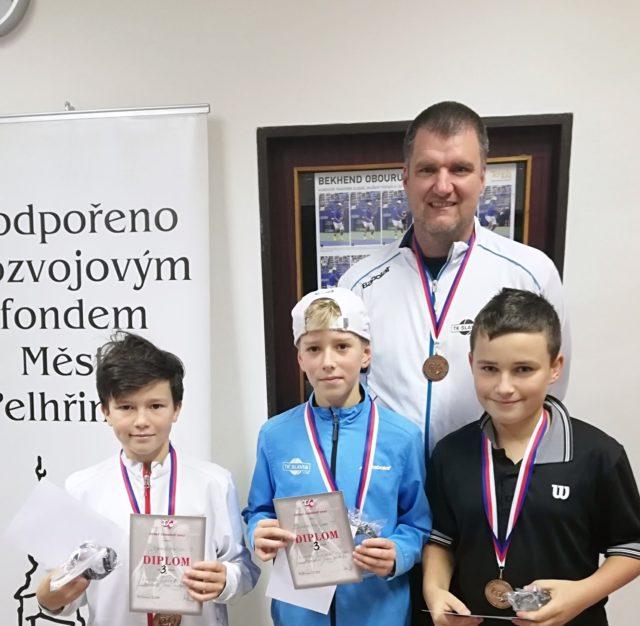 Psota a Kotrc úspěšní na Davis Cupu